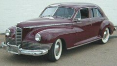 1946 Packard