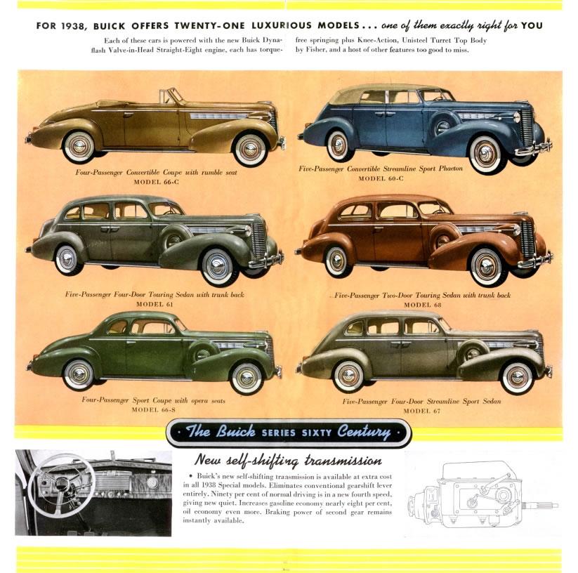 Car Brochures - 1938 Buick Brochure / 1938 Buick-04 jpg