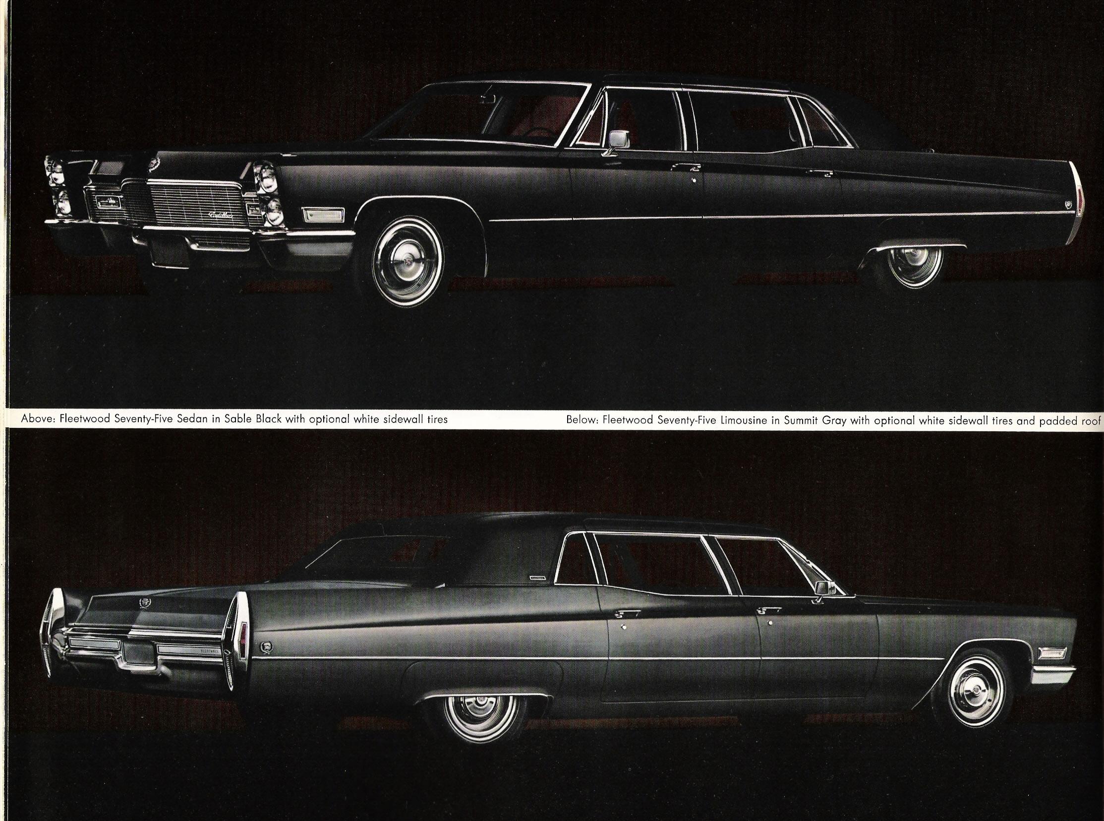 Car Brochures 1968 Cadillac Brochure 1968 Cadillac 03 Jpg