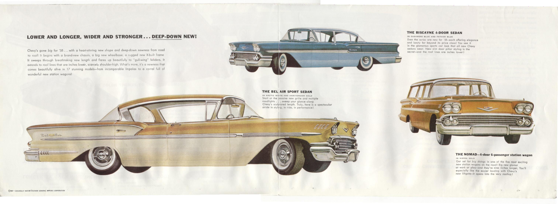 1958 fleetside