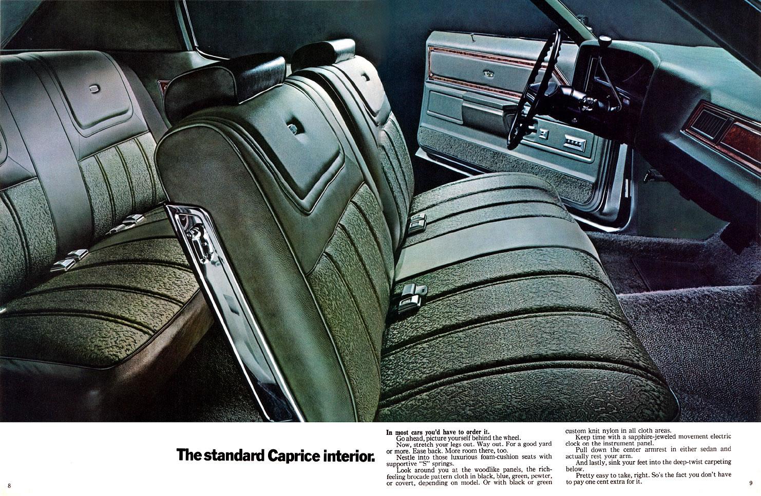 Car Brochures 1972 Impala Impala72 05 Jpg
