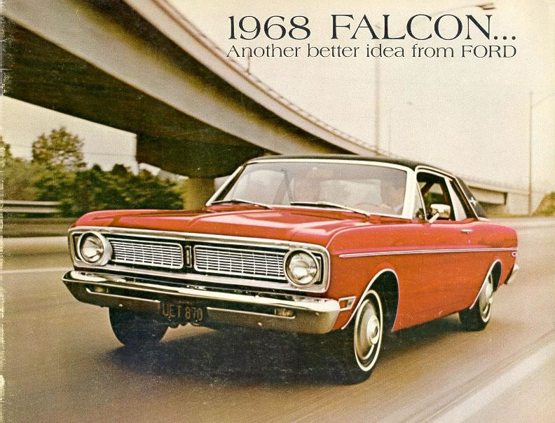 1968 20Ford 20Falcon 20Brochure 01 on 1963 ford falcon sprint for sale by owner