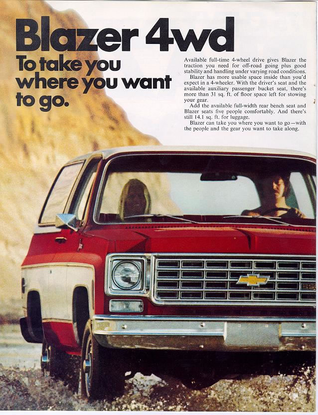 Car brochures 1975 chevrolet and gmc truck brochures 1975 chevy click image below to enlarge publicscrutiny Images