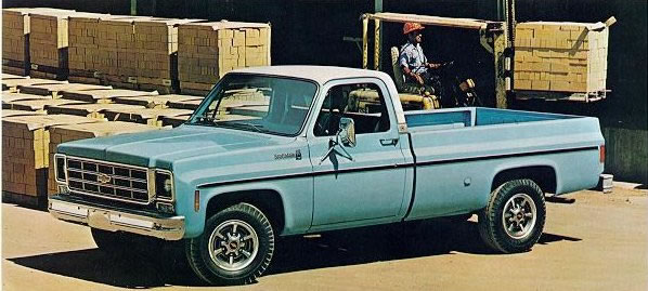 77 Chevy Truck >> Car Brochures 1977 Chevrolet And Gmc Truck Brochures