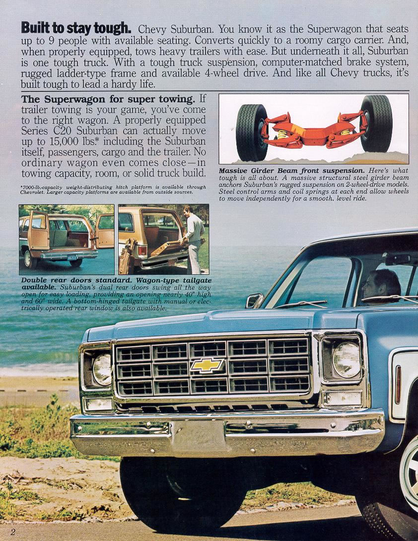 car brochures 1979 chevrolet and gmc truck brochures 1979 chevy rh tocmp com 2002 GMC Truck 02 GMC Sierra Seat Covers