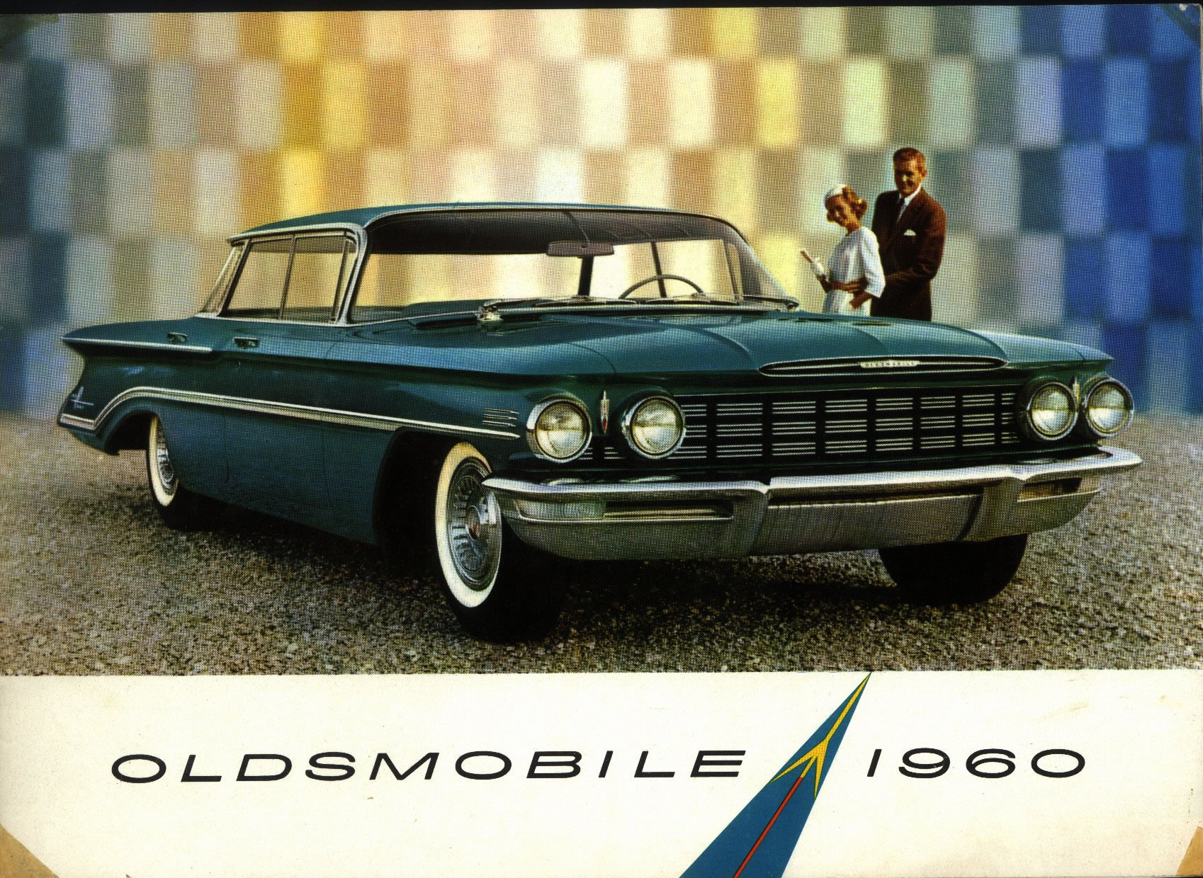 Car Brochures - 1960 Oldsmobile brochure / 60Olds-01.JPG