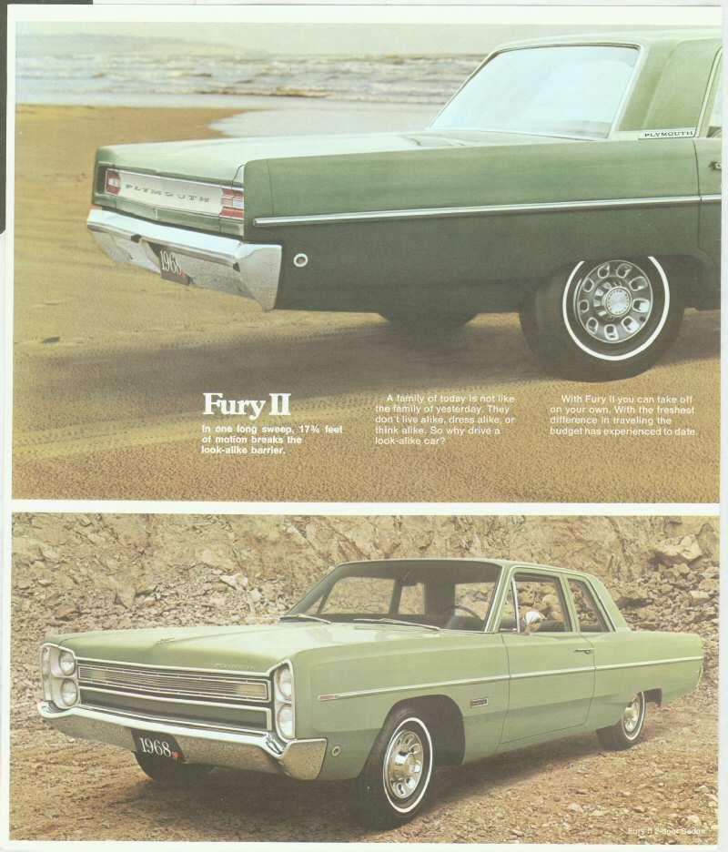 Car Brochures   Plymouth Fury  FuryJpg