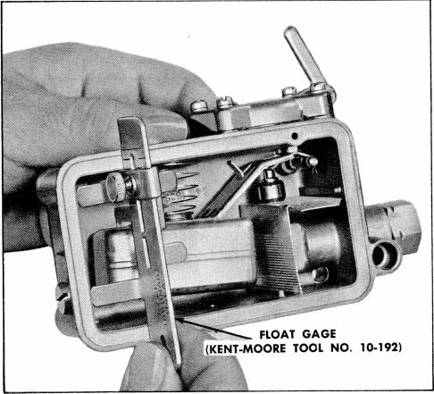 The Easiest Holley Carburetor Float Adjustment {Tiburon Es Rojos}