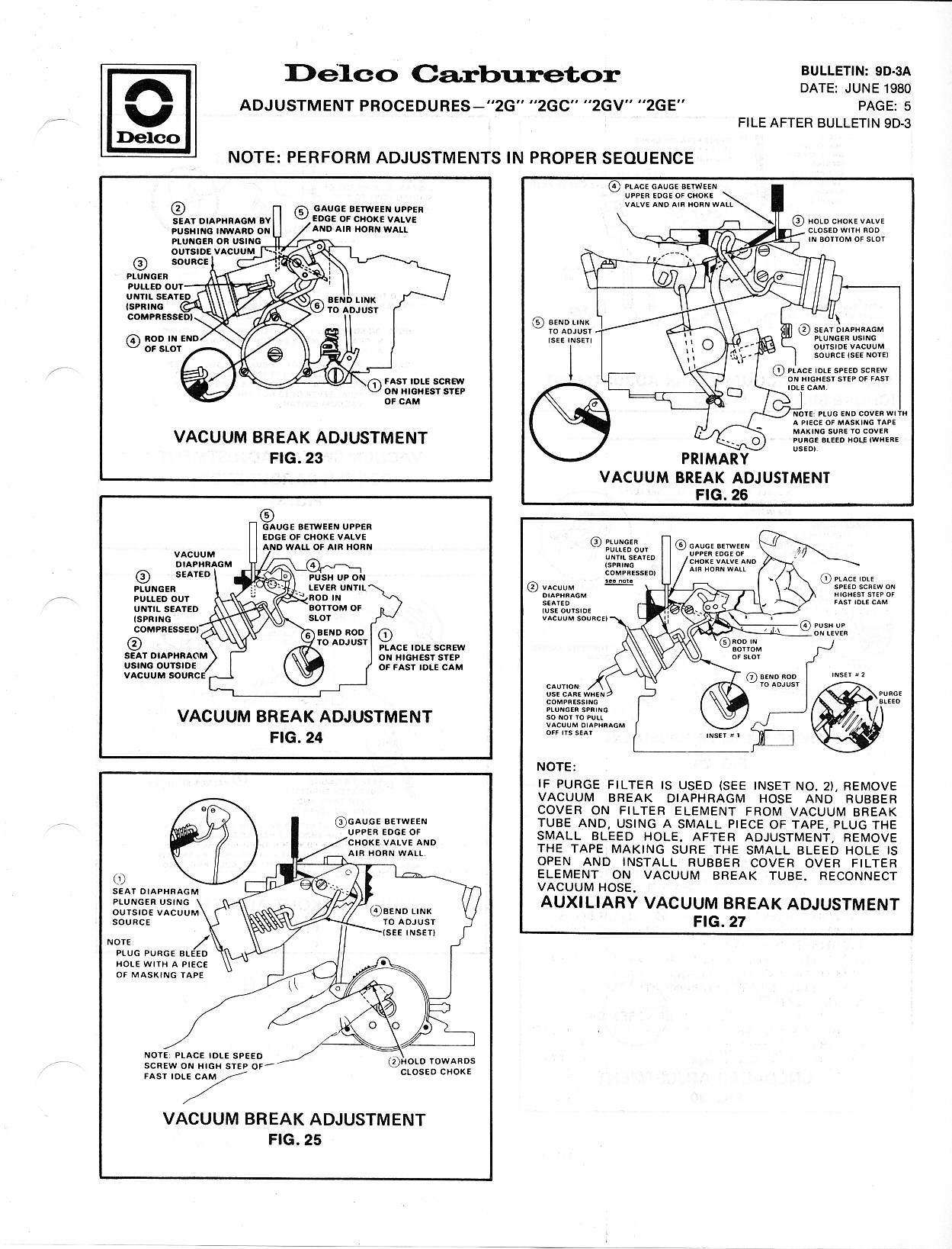 Rochester 2 Jet Carburetor Manual The Old Car Manual Project