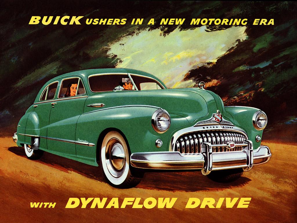 1948 Buick - #2