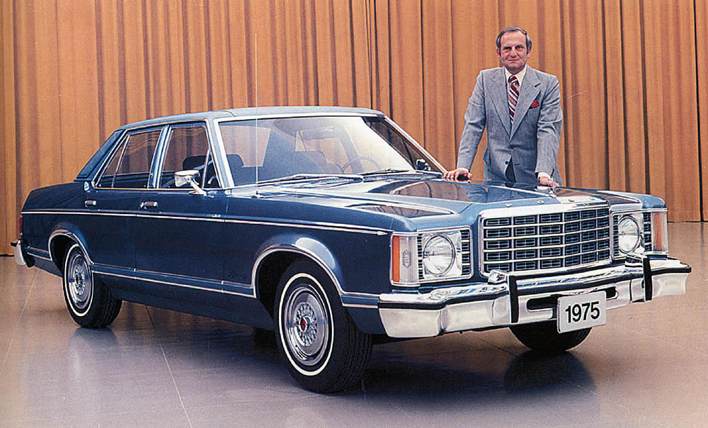 ... Ford Granada (shown here ...  sc 1 st  The Truth About Cars & Curbside Classic: 1977 Lincoln Versailles - The Truth About Cars markmcfarlin.com