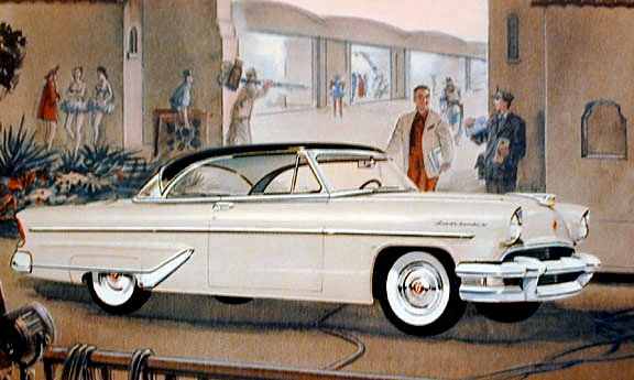 Lincoln A Brief History Up To 1961 The Truth About Cars