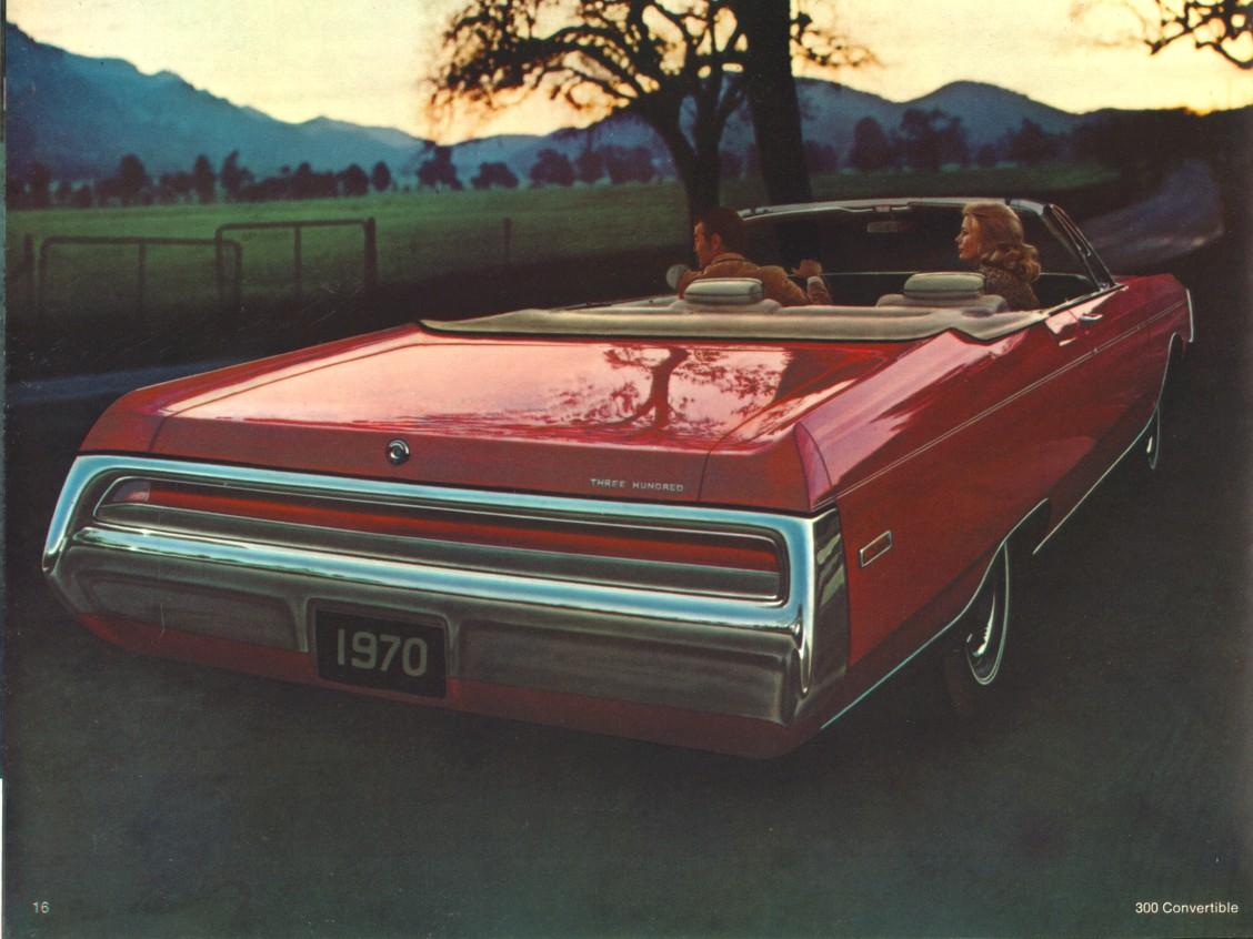 Chrysler 300 ...
